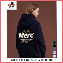 ACOVER(オコボ) パーカー・フーディ ◆ACOVER◆19FW EARTH MERC 950G HOODIE UNISEX (5色)