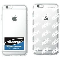 韓国発 エンカバー iPhone11 .pro. pro max Square logo case