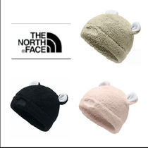 THE NORTH FACE《ロゴあり☆ベビークマ耳》BABY BEAR BEANIE