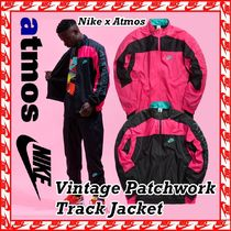 Nike x Atmos NRG Vintage Patchwork Track Jacket SS 19 2019