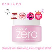 バニラコ Clean It Zero Cleansing Balm Original 100ml