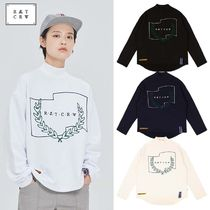 ROMANTIC CROWN.防弾少年団着用 LAUREL CROWN TURTLENECK