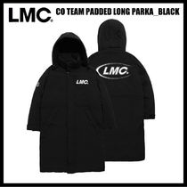 ◆LMC◆ CO TEAM PADDED LONG PARKA (BLACK) ロングパーカー
