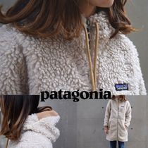 【Patagonia】☆Womens dusty mesa fleece parka☆ボアコート