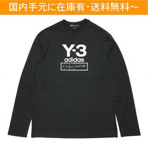 Y-3 LOGO and SIGNATURE ロンT