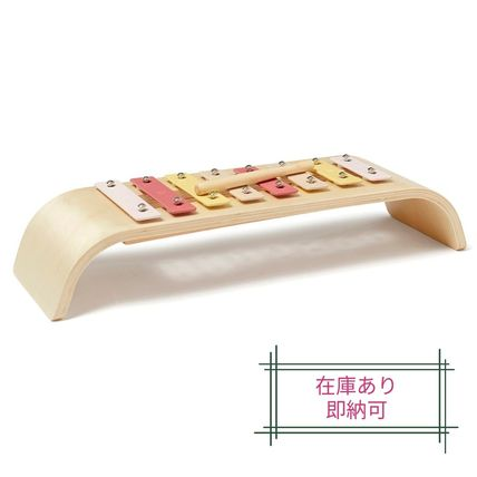 Kids Concept(キッズコンセプト) おままごとセット 新作!!Kids concept★xylophone plywood pink♪