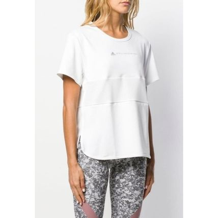 adidas by Stella McCartney Tシャツ・カットソー ★安心の国内発送★人気商品★ADIDAS BY STELLA MCCARTNEY ロゴ(4)