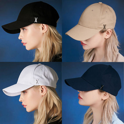 ☆TWICE ミナ愛用☆キャップ Stud logo over fit ball cap 2色 (VARZAR ...
