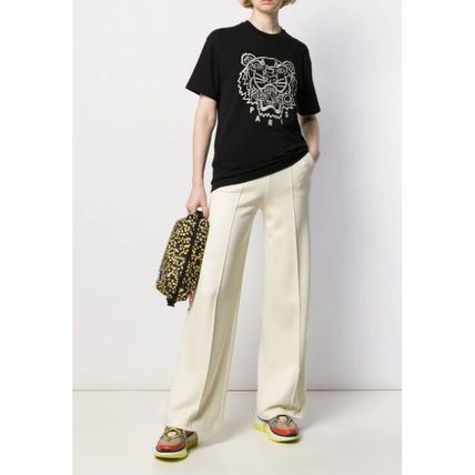 KENZO Tシャツ・カットソー ★安心の国内発送★人気商品★KENZO Tiger embroidered T-shirt(3)
