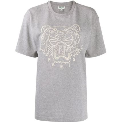 KENZO Tシャツ・カットソー ★安心の国内発送★人気商品★KENZO Tiger embroidered T-shirt(7)