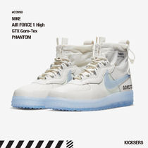 人気話題!NIKE AIR FORCE 1 High GTX Gore-Tex PHANTOM