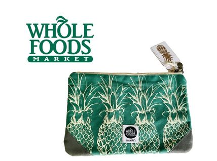 WHOLE FOODS MARKET ライフスタイルその他 【日本未入荷】Hawaii限定 Whole Foods Queen ポーチ