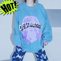 ☆OPEN THE DOOR☆ DESTINATION オーバーニット / unisex
