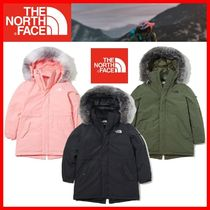人気【THE NORTH FACE】KIDS★K'S TRENCH T-BALL EX JACKET★3色