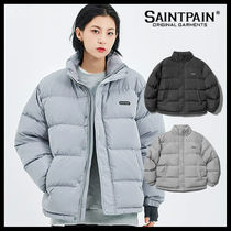 ◆SAINTPAIN◆ SP SAINT LOGO DUCK DOWN PADDING (全2色)