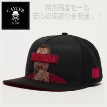 特別SALE★WL Drop Out Cap【送込Cayler&Sons】黒/赤/Famousロゴ