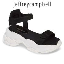 【Jeffrey Campbell】★日本未入荷★Workout Sport Sandal