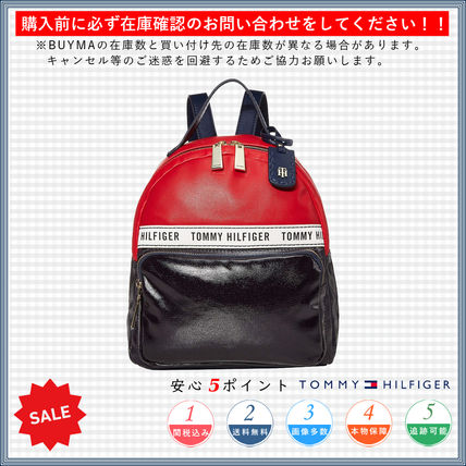 Tommy Hilfiger バックパック・リュック 【トミーヒルフィガー】日本未発売★送料無料★バックパック