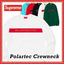 Supreme Polartec Crewneck FW AW 19 Week 10