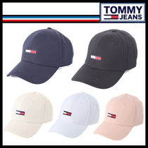 人気【Tommy Hilfiger】☆COTTON FLAG CAP 5色☆正規品★