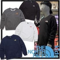 ★関税込★THE NORTH FACE★KIDS BASIC NUPTSE LOGO SWEATSHIRTS