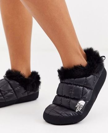 THE NORTH FACE シューズ・サンダルその他 《送料無料》The North Face★Tent faux fur mule slippers(2)