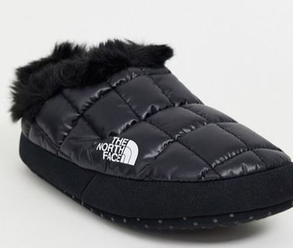 THE NORTH FACE シューズ・サンダルその他 《送料無料》The North Face★Tent faux fur mule slippers(3)