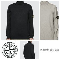 [STONE ISLAND]ストーンアイランド Turtle Neck Knitted Sweater