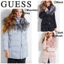 【Guess】●日本未入荷●JOANNA LONG PUFFER JACKET