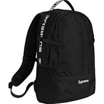 18SS◆手元に在庫有◆関税なし◆国内発送Supreme backpack 黒