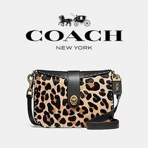 【COACH】Page 27 With Leopard Print レオパード柄バッグ