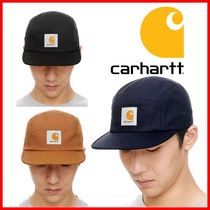 Carhartt wip☆BACKLEY CAP 6 MINIMUM ロゴ キャップ 3色