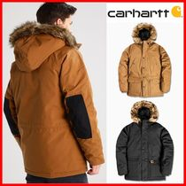 Carhartt wip☆TRAPPER PARKA メンズ ダウンパーカー 2色