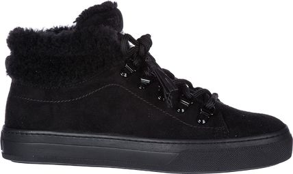 TOD'S シューズ・サンダルその他 TOD'S○SALE25Womens high top suede スニーカー sportivo(2)