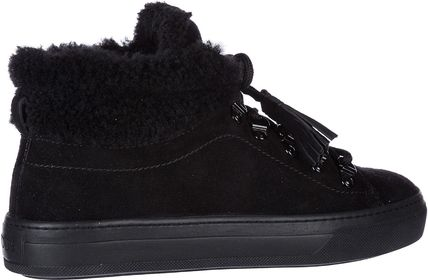 TOD'S シューズ・サンダルその他 TOD'S○SALE25Womens high top suede スニーカー sportivo(3)