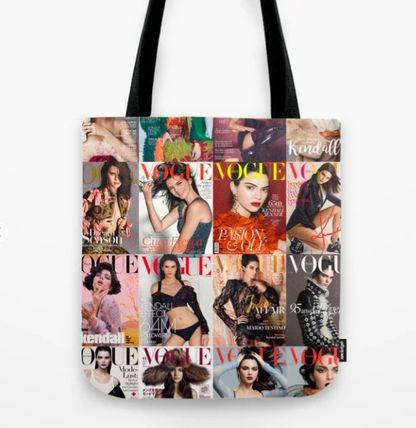 Society6☆Read It And Weep☆トートバッグ♪