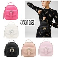 Versace Jeans Couture☆バックル ミニバックパック 2WAY