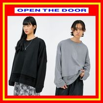 [OPEN THE DOOR]     layered MTM  -[全2色] /男女兼用