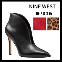 (12219)Nine West☆Tetty Booties Vカット