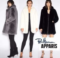 RON HERMAN 取扱【Apparis】Sophie Faux Fur Coat