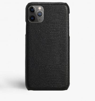 THE CASE FACTORY スマホケース・テックアクセサリー 関税送料込☆THE CASEFACTORY☆IPHONE 11 PRO MAX LIZARD BLACK(2)