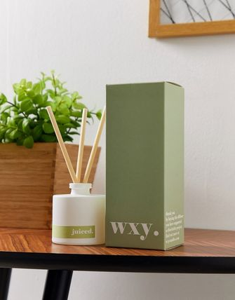 ASOS インテリア雑貨・DIYその他 wxy. juiced. lime avocado + cucumber water 100ml diffuser(4)