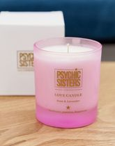 Psychic Sisters love candle