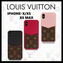 LOUIS VUITTON★2020SS新作IPHONE X/XS, XS Max バンパー ケース
