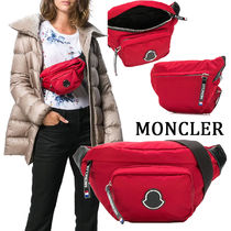 MONCLER Felicie Large ロゴ付き ベルトバッグ 30166-0053234