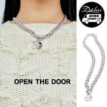 OPENTHEDOOR merci chain necklace OH81 追跡付