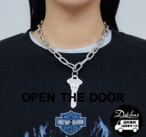 OPENTHEDOOR KEY necklace OH82  追跡付
