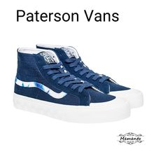 SALE!ロンハーマン取扱Paterson for Vans Skate-Hi 138 Decon SF