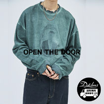 OPENTHEDOOR damage washed print MTM OH84 追跡付