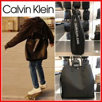 Calvin Klein_カン・ダニエル着用!2wayバック☆正規品・男女OK!